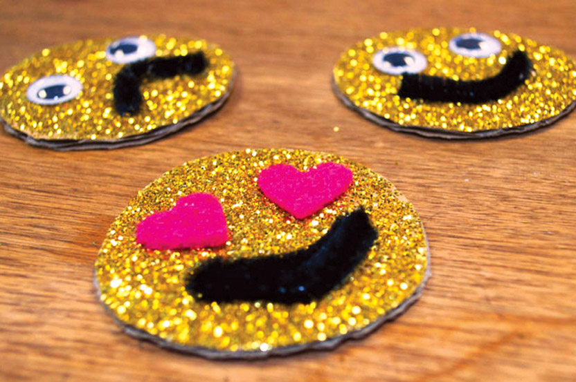 Happiness Isn't Measured in Glitter
